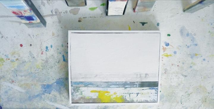 Weißer Tag am Meer (Cover-Vorlage zu dem TIPASA-Buch)